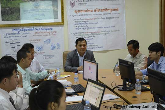 Training Course on the Preparation of the Monitoring and Evaluation systems Based on RBM Method