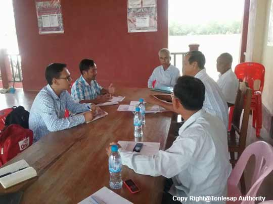 Activities to Study the Conflicts of Interest on Natural Resources in Kampng Thom Province