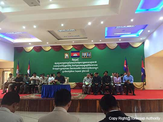 Activities of the National Task Force to Monitor the Implementation of Strategic Policies of the Rectangular Strategies Phase 3 in Preah Vihear Province